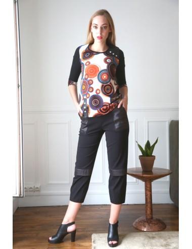 Pack 8x pantalons femme NOUDRO