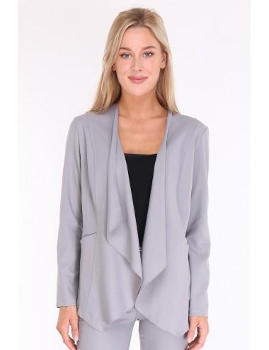 Pack veste gris