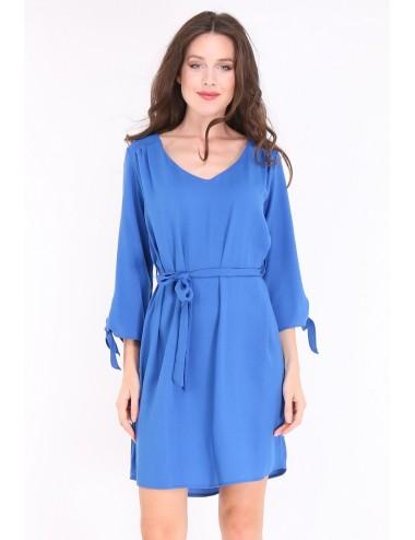 Pack 6x robe bleu dur