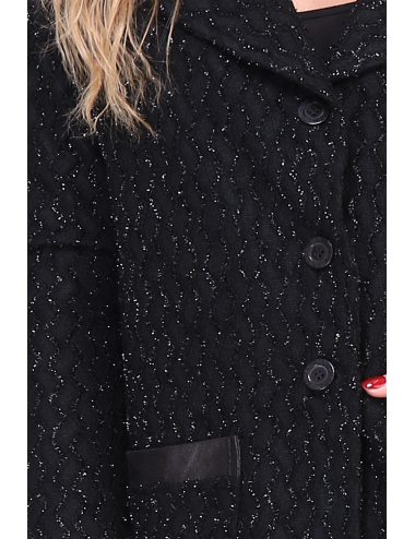 Manteau LACHANEL noir