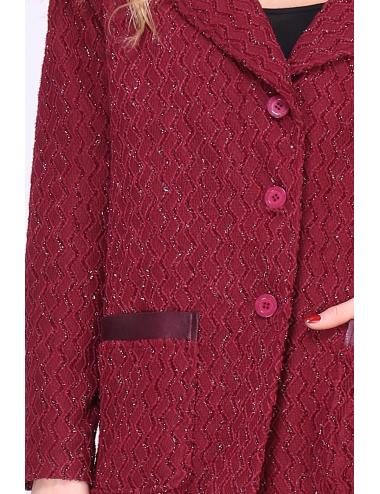 Manteau LACHANEL Bordeaux