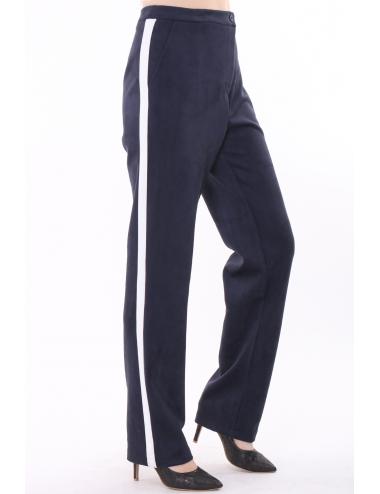 Pantalon NASUEDY marine